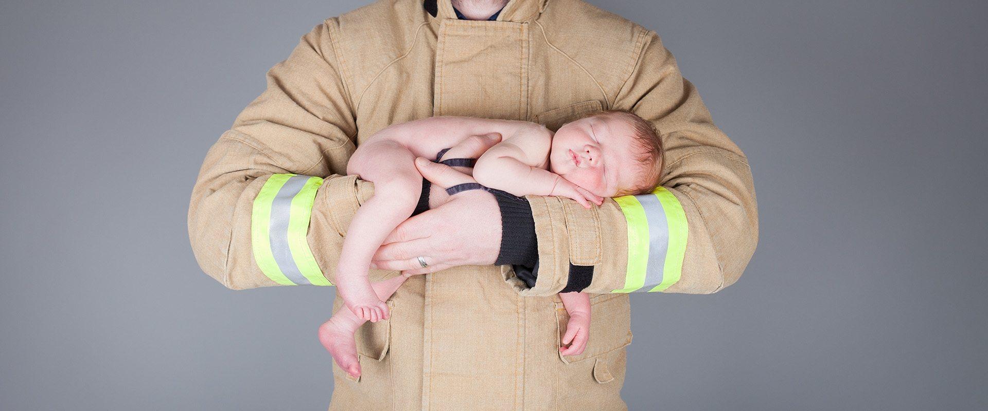 Newborn Baby Photography by Ricky Parker Photography