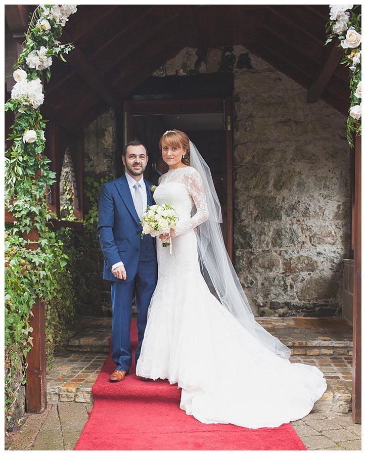 The Cunningham's Galgorm Manor Wedding-30