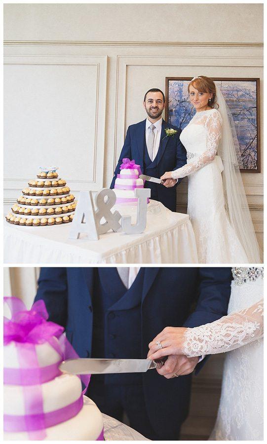 The Cunningham's Galgorm Manor Wedding-56