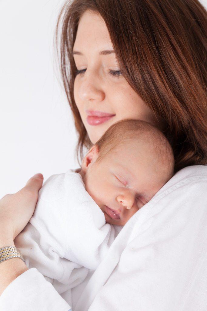 Olivia's Newborn Session by Ricky Parker Photography-1