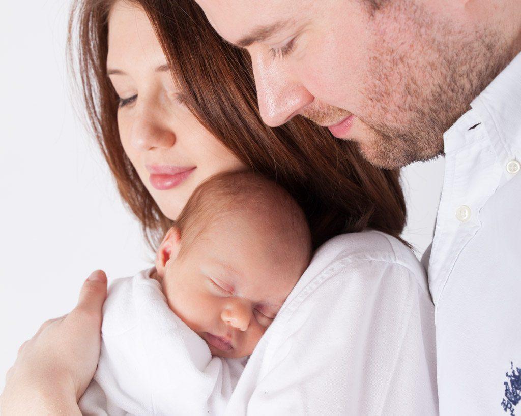 Olivia's Newborn Session by Ricky Parker Photography-3