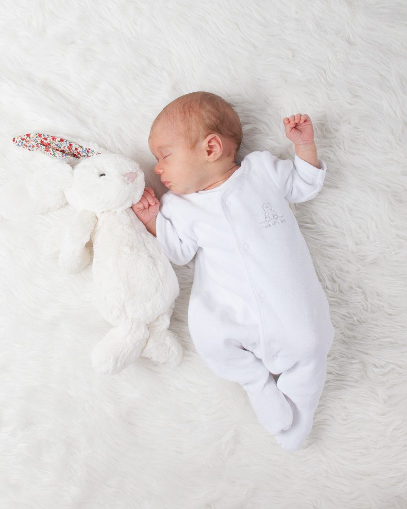 Olivia's Newborn Session by Ricky Parker Photography-40