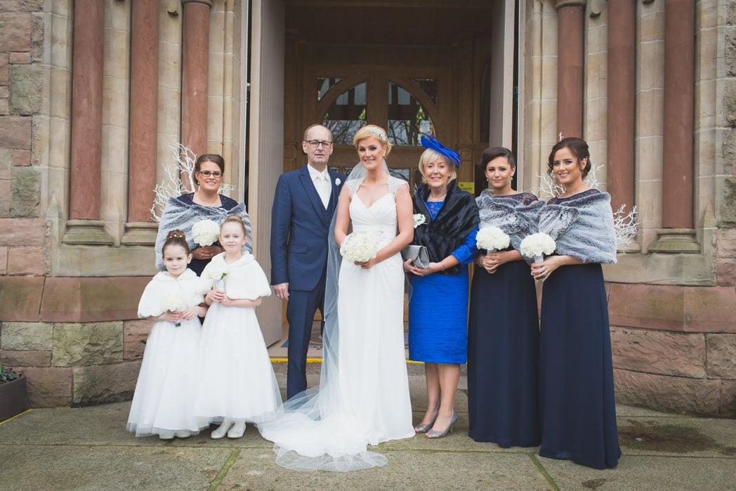 Belfast Catherdral Quarter Wedding-63