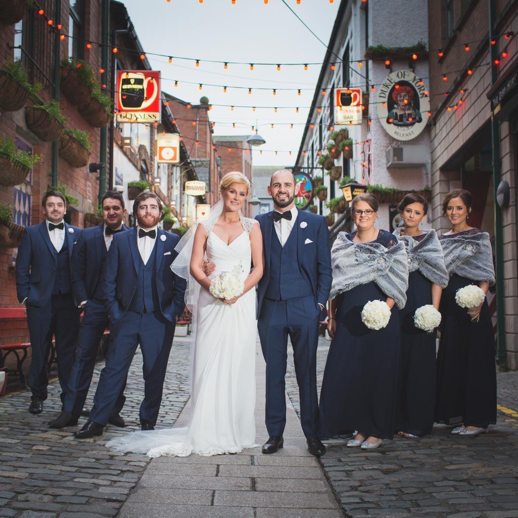 Belfast Catherdral Quarter Wedding-87