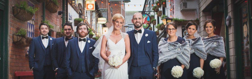 Belfast Catherdral Quarter Wedding-88