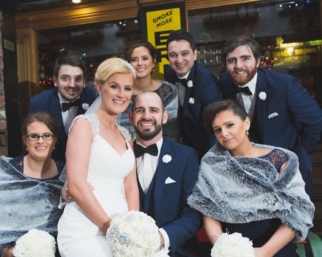 Belfast Catherdral Quarter Wedding-89