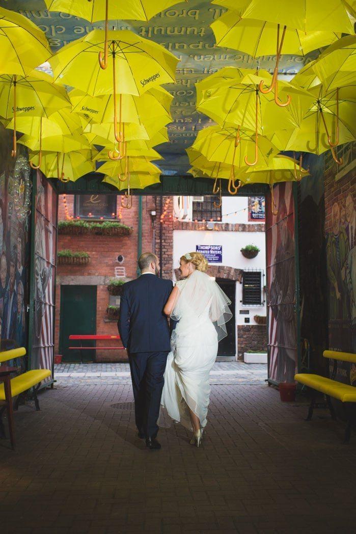 Belfast Catherdral Quarter Wedding-94