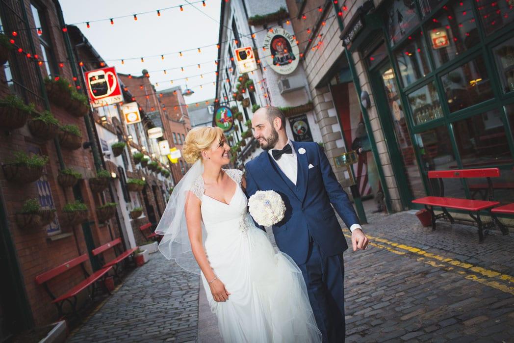 Belfast Catherdral Quarter Wedding-95