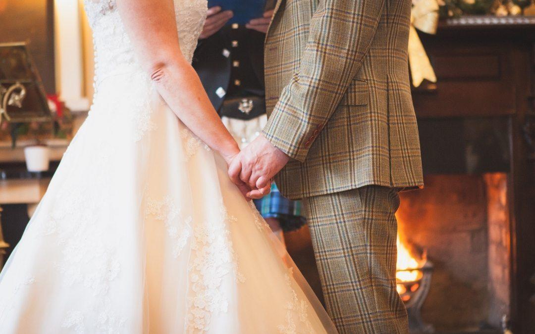 New Year's Wedding at The Old Inn Crawfordsburn