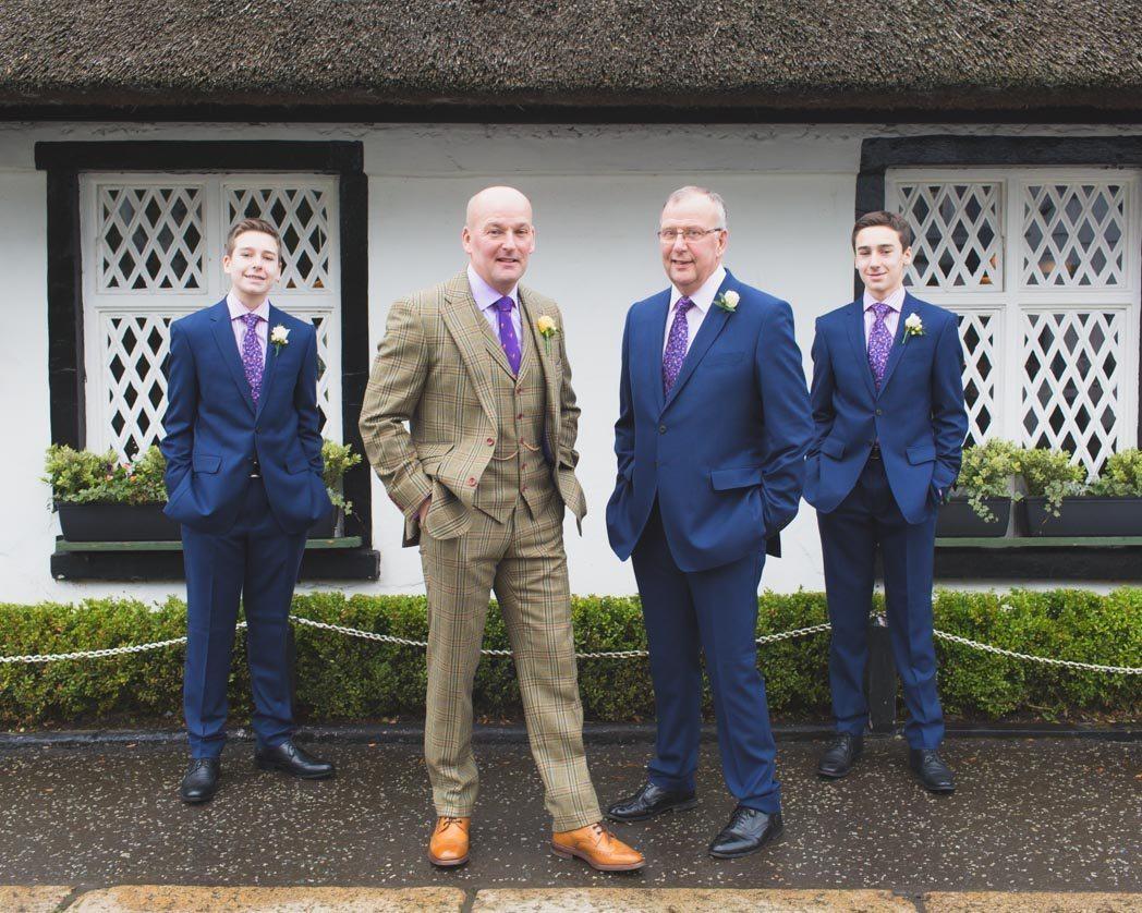 The Old Inn Crawfordsburn Wedding Photography-52
