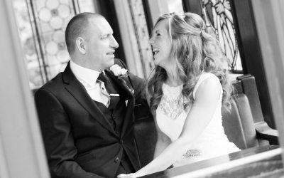Catherine & George's Old Inn Wedding