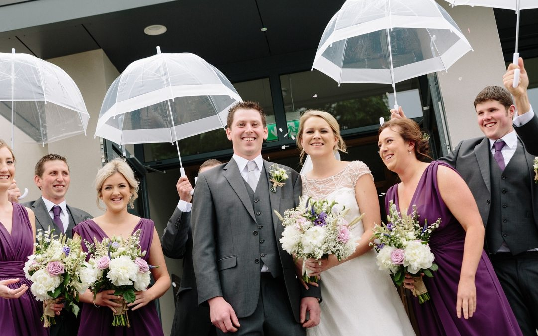 Clandeboye Lodge Wedding: Sam & Rachael