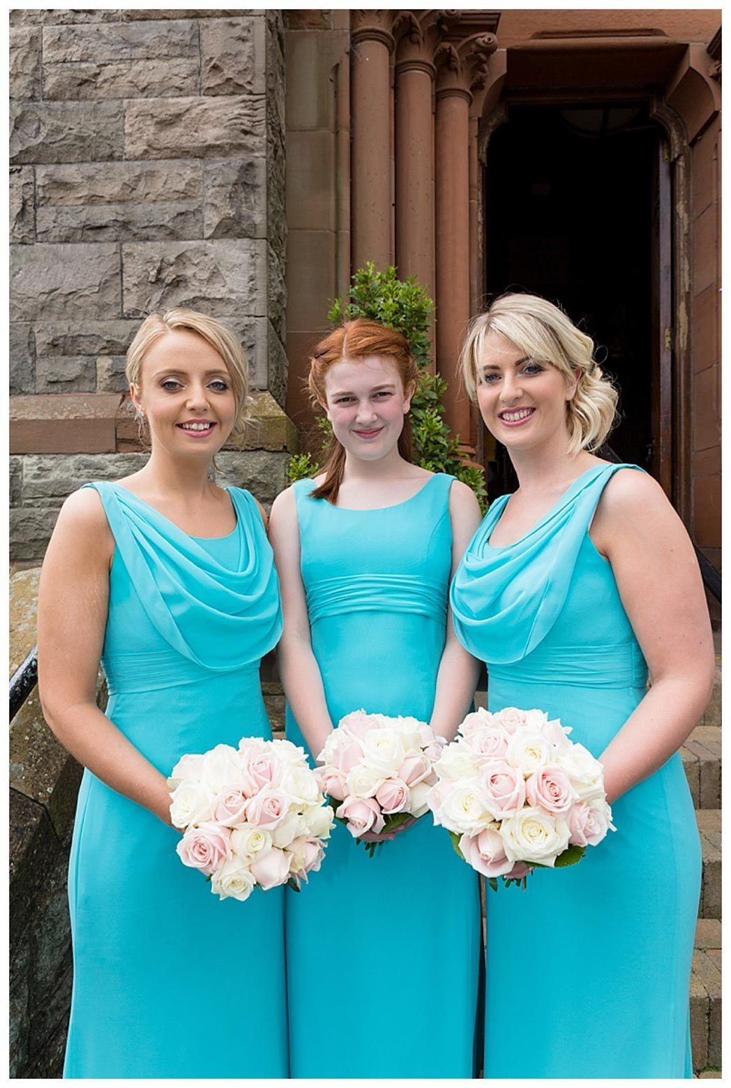 Ballygally Castle Wedding Photographs by Ricky Parker Photography-16