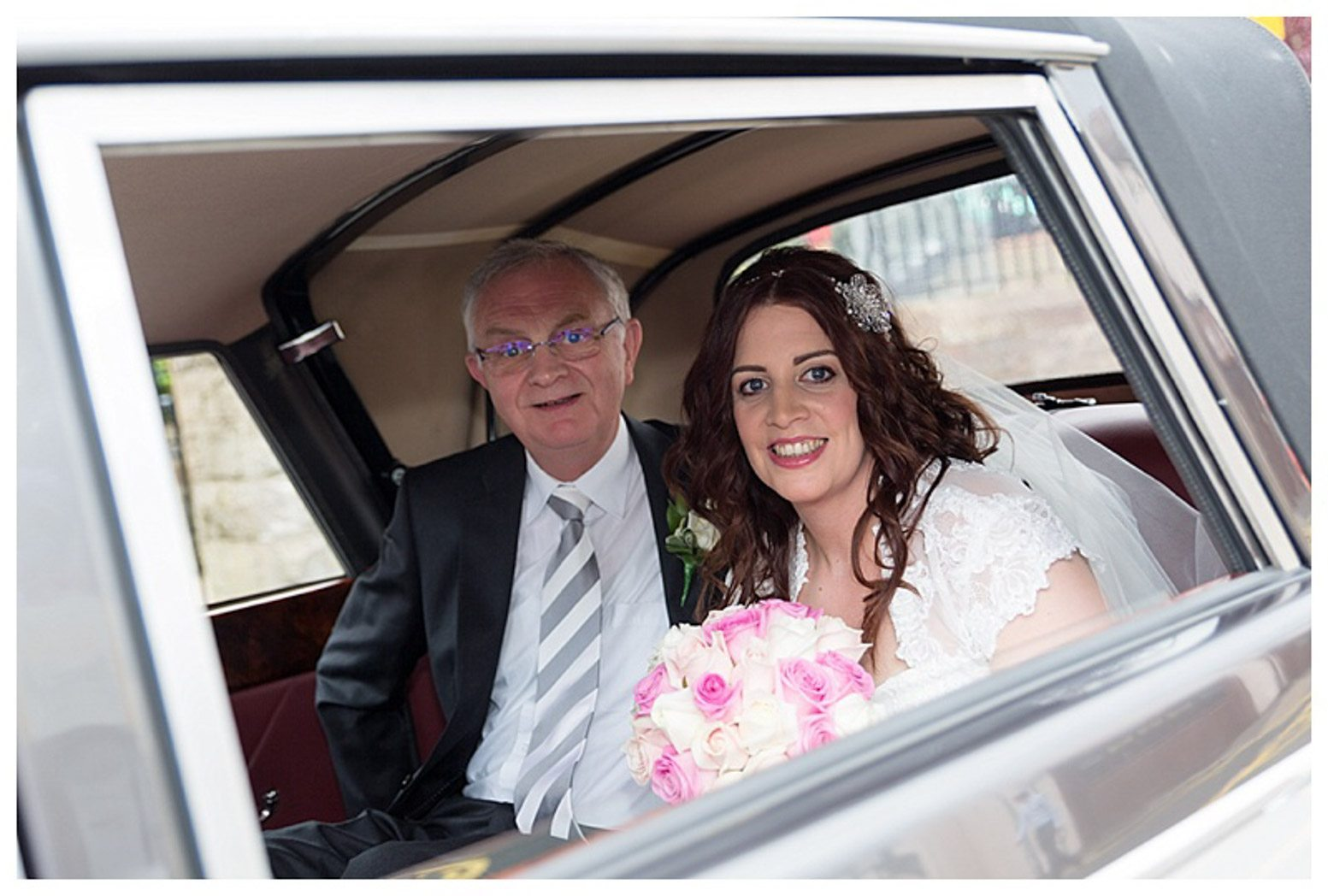Ballygally Castle Wedding Photographs by Ricky Parker Photography-17