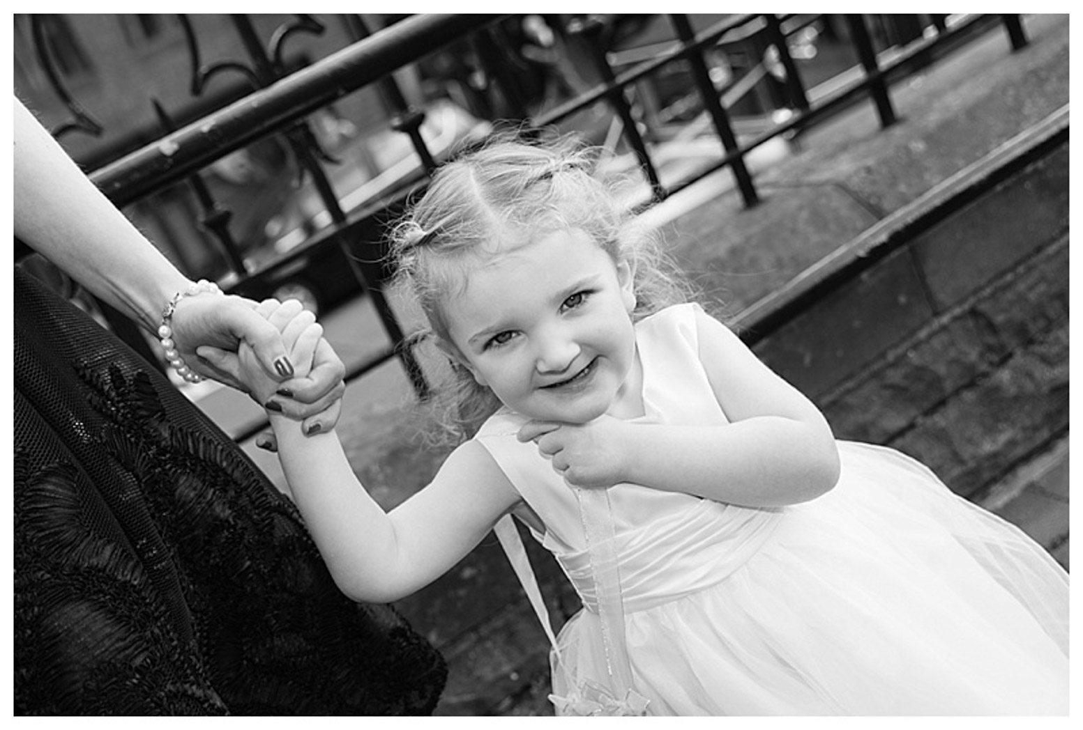 Ballygally Castle Wedding Photographs by Ricky Parker Photography-19
