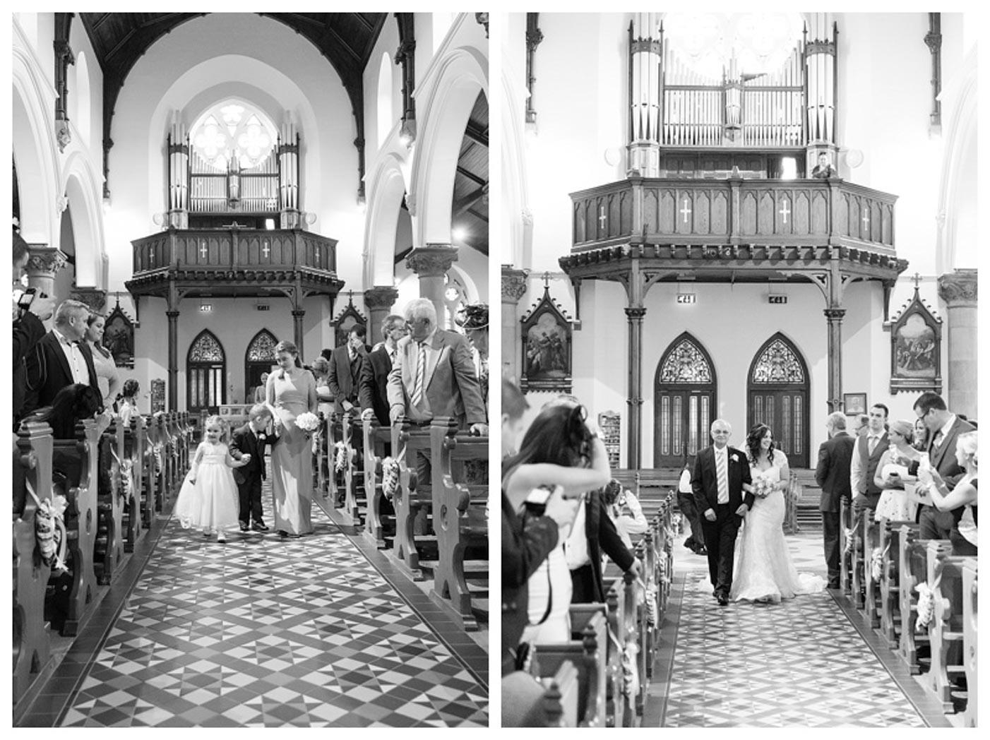 Ballygally Castle Wedding Photographs by Ricky Parker Photography-21