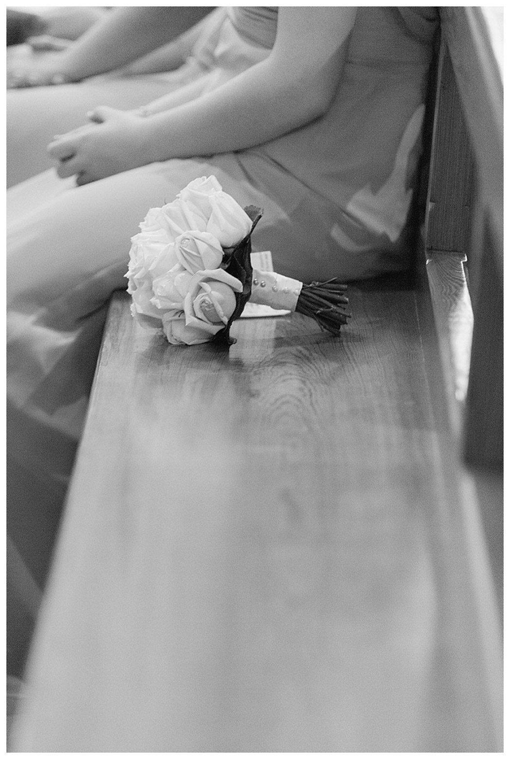 Ballygally Castle Wedding Photographs by Ricky Parker Photography-26