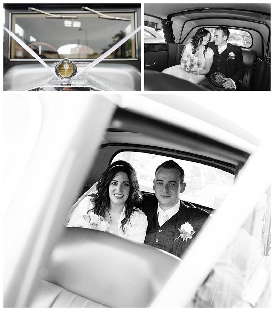 Ballygally Castle Wedding Photographs by Ricky Parker Photography-31
