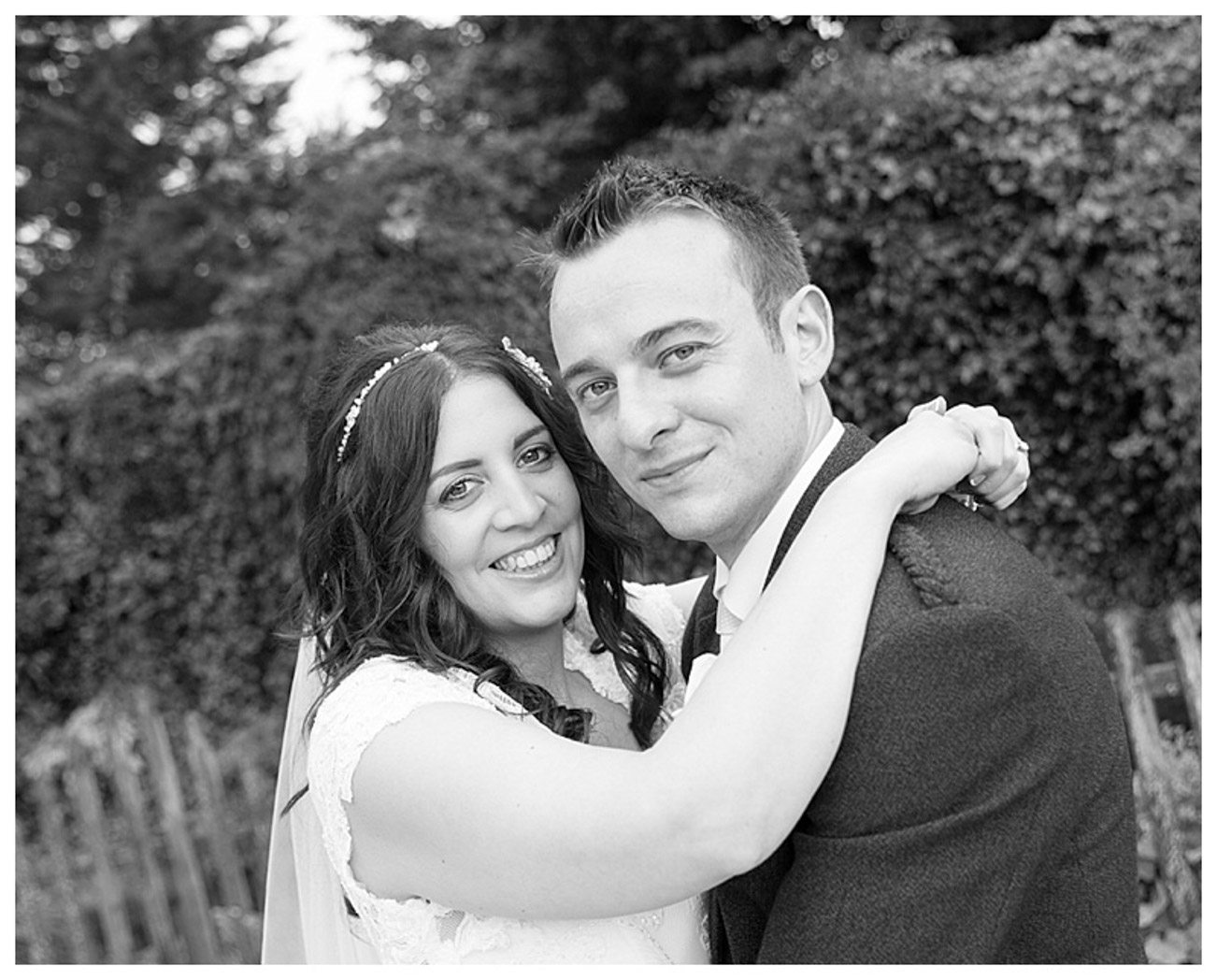 Ballygally Castle Wedding Photographs by Ricky Parker Photography-34