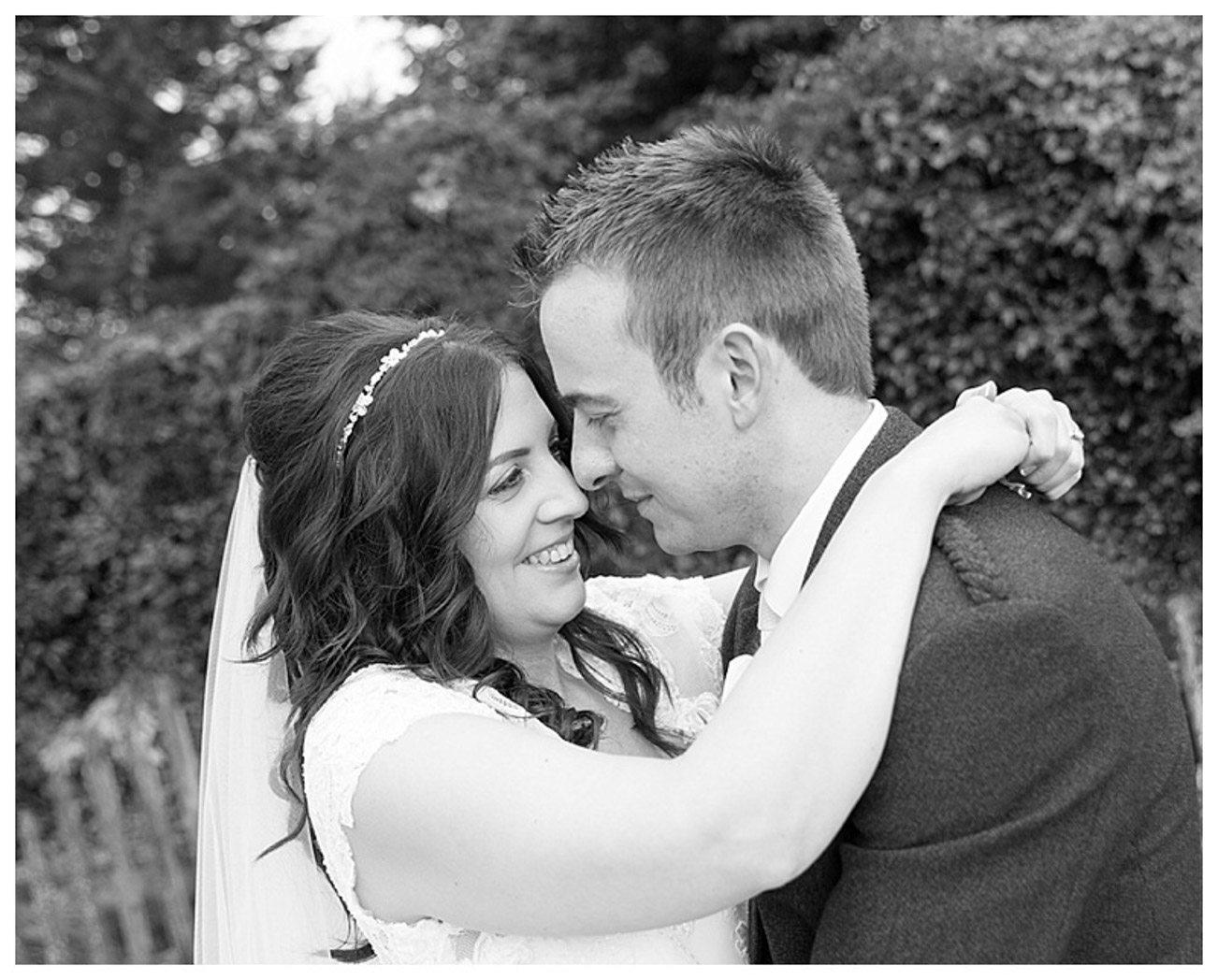 Ballygally Castle Wedding Photographs by Ricky Parker Photography-35
