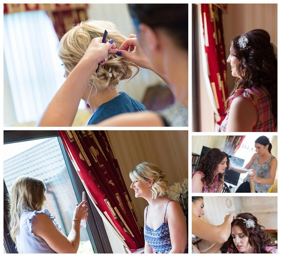 Ballygally Castle Wedding Photographs by Ricky Parker Photography-4