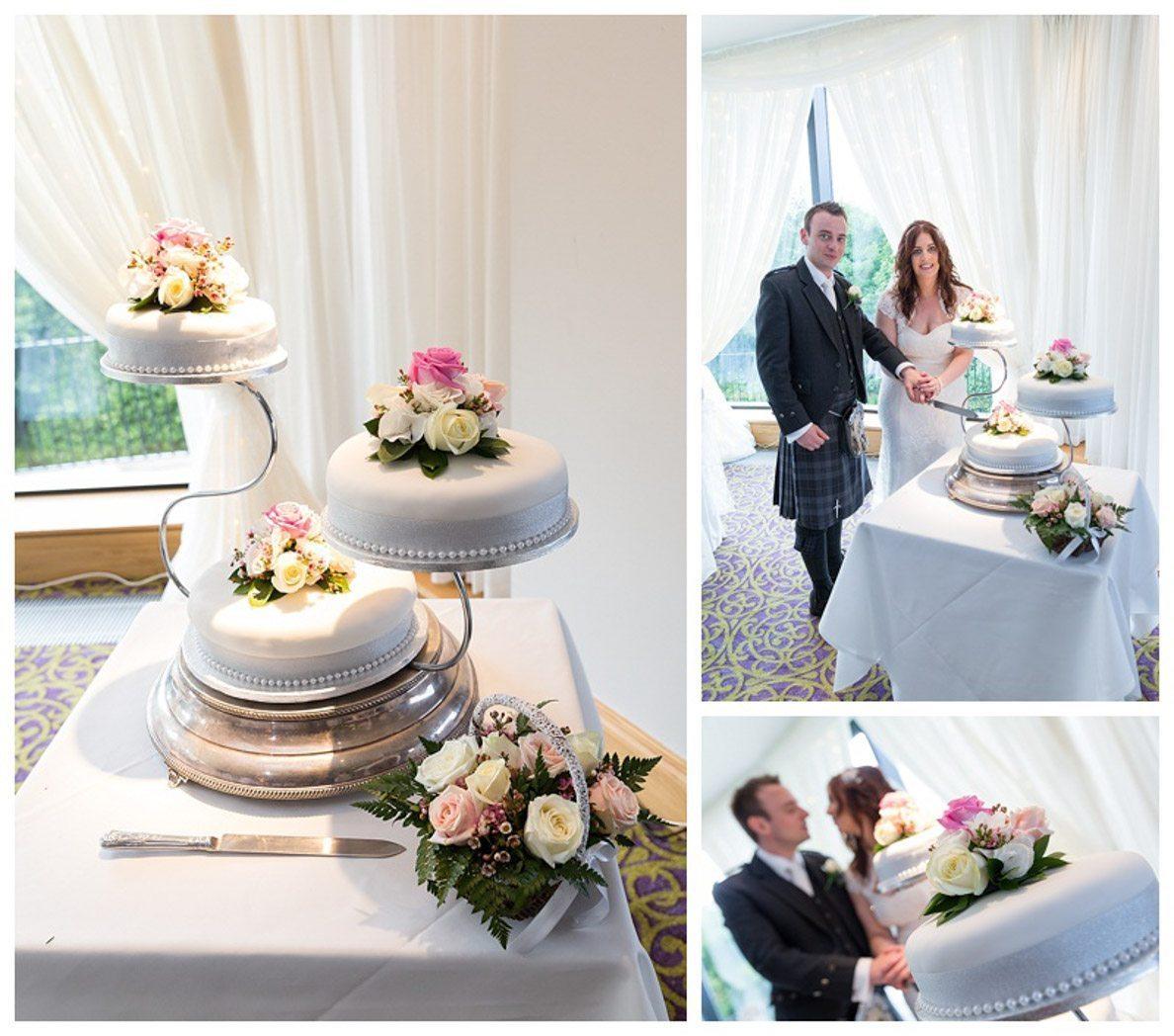 Ballygally Castle Wedding Photographs by Ricky Parker Photography-40