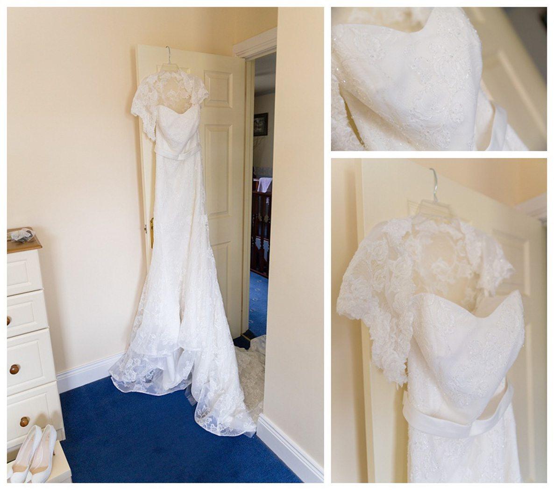 Ballygally Castle Wedding Photographs by Ricky Parker Photography-5