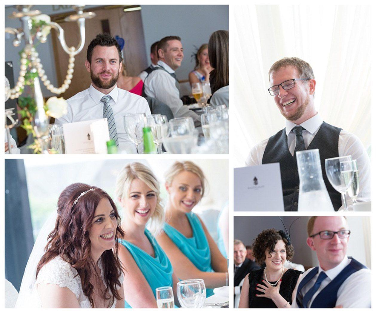 Ballygally Castle Wedding Photographs by Ricky Parker Photography-50