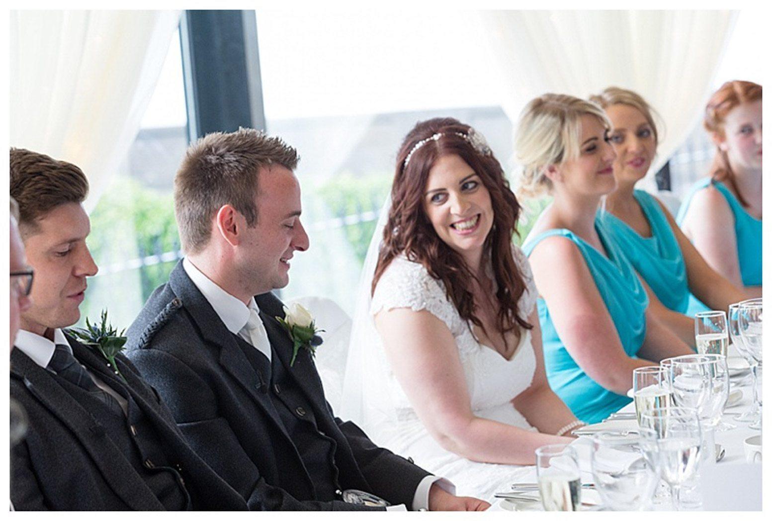 Ballygally Castle Wedding Photographs by Ricky Parker Photography-51
