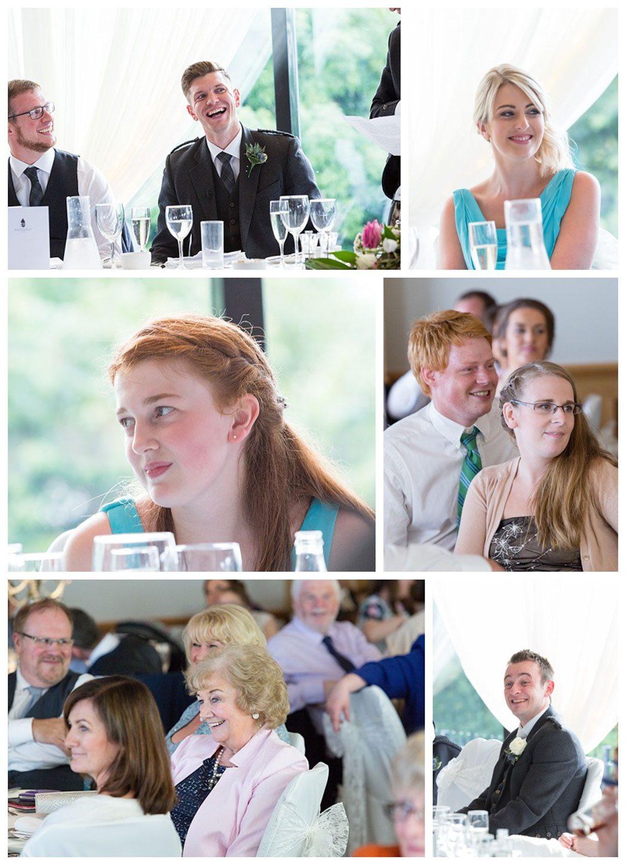 Ballygally Castle Wedding Photographs by Ricky Parker Photography-53