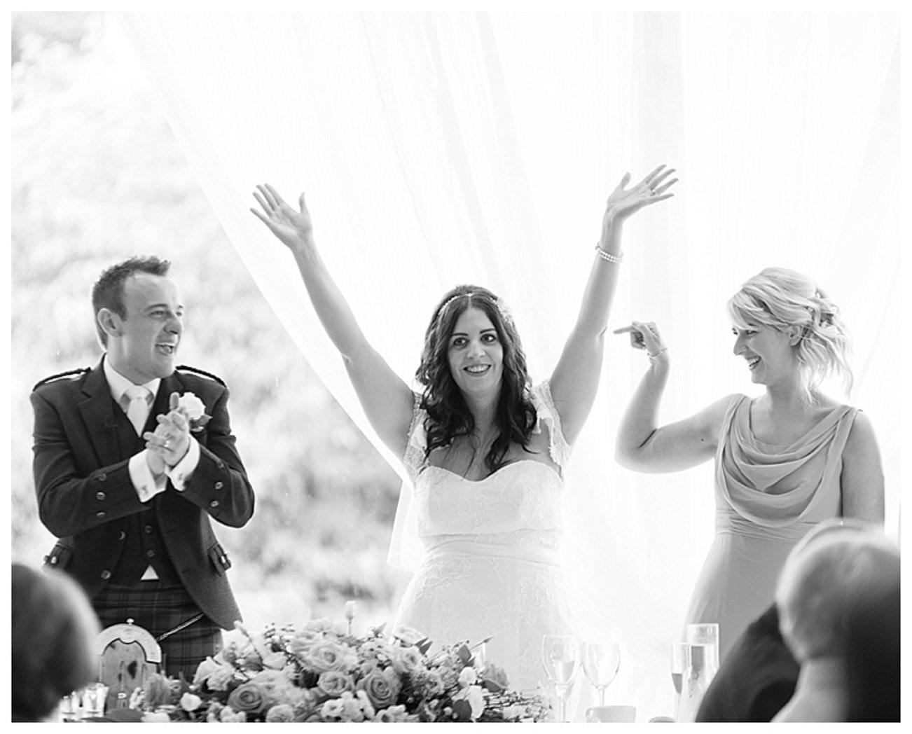 Ballygally Castle Wedding Photographs by Ricky Parker Photography-55