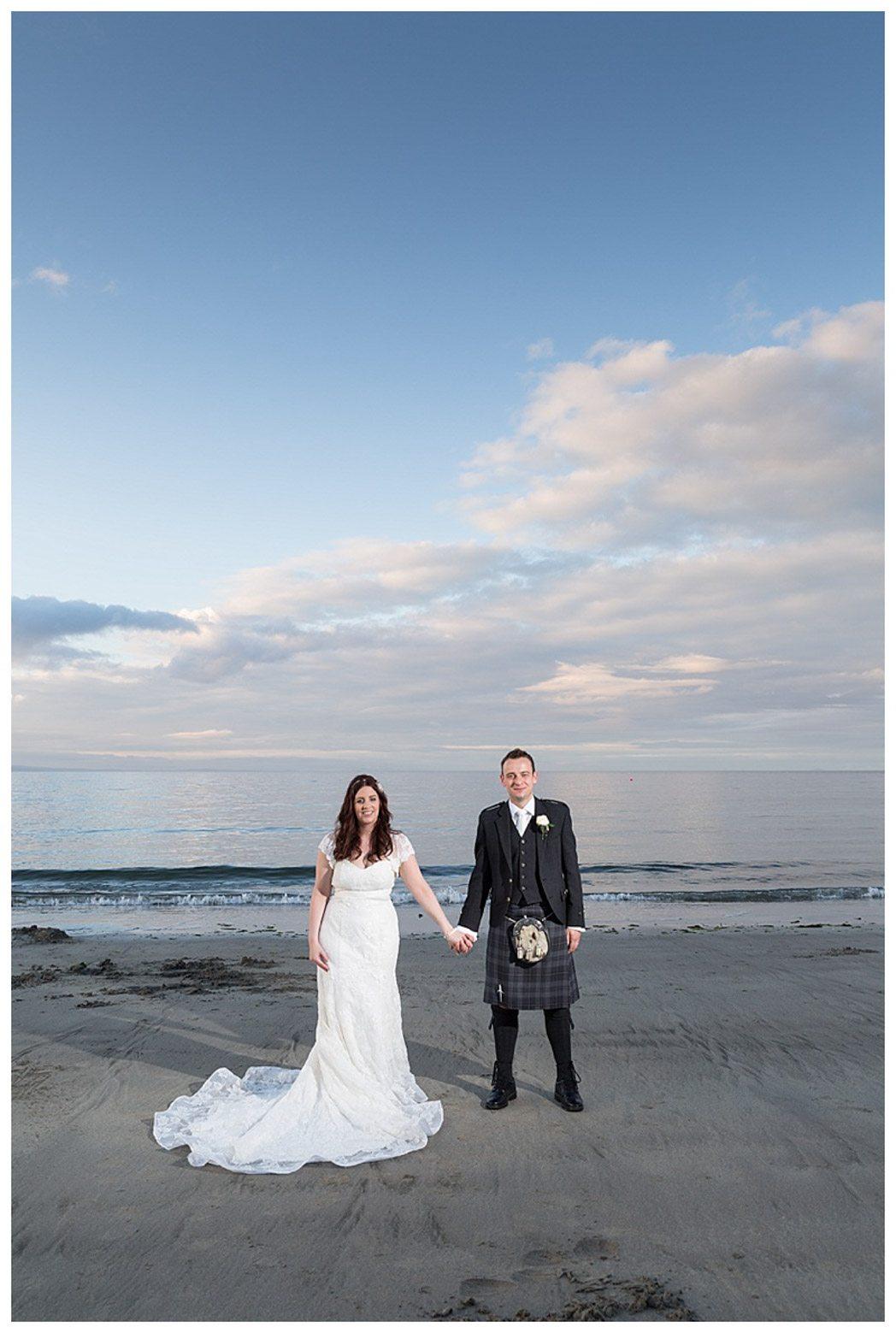 Ballygally Castle Wedding Photographs by Ricky Parker Photography-58