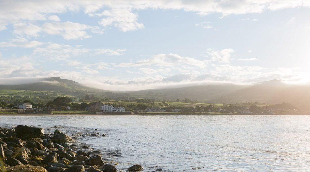 Ballygally Castle Wedding: Laura & Andrew