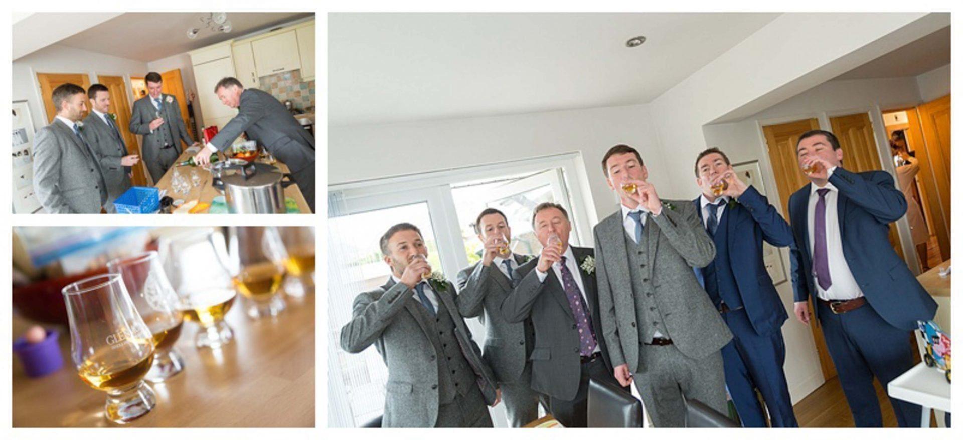 Larchfield Estate Wedding Photography by Ricky Parker Photography-13
