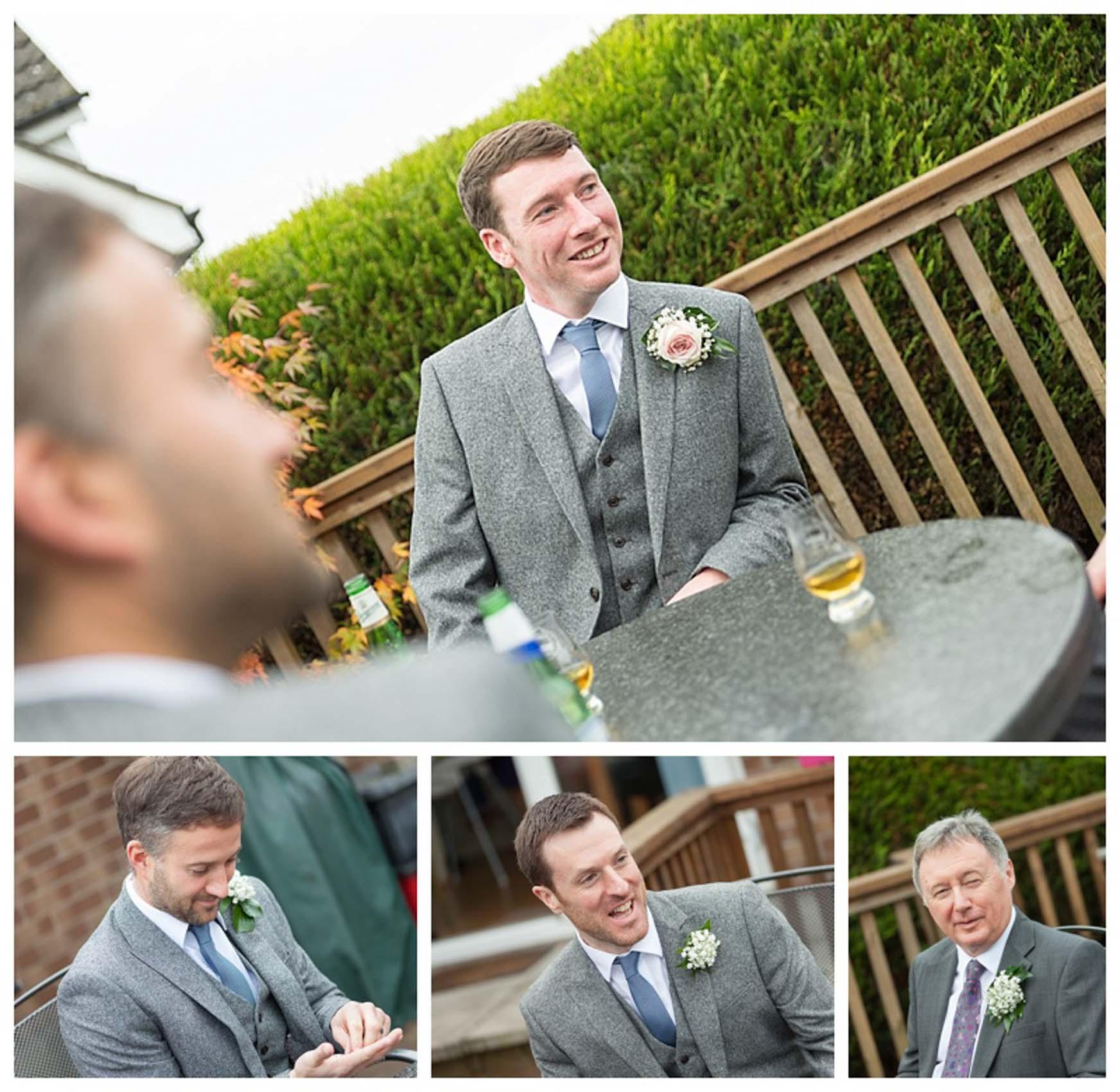 Larchfield Estate Wedding Photography by Ricky Parker Photography-14