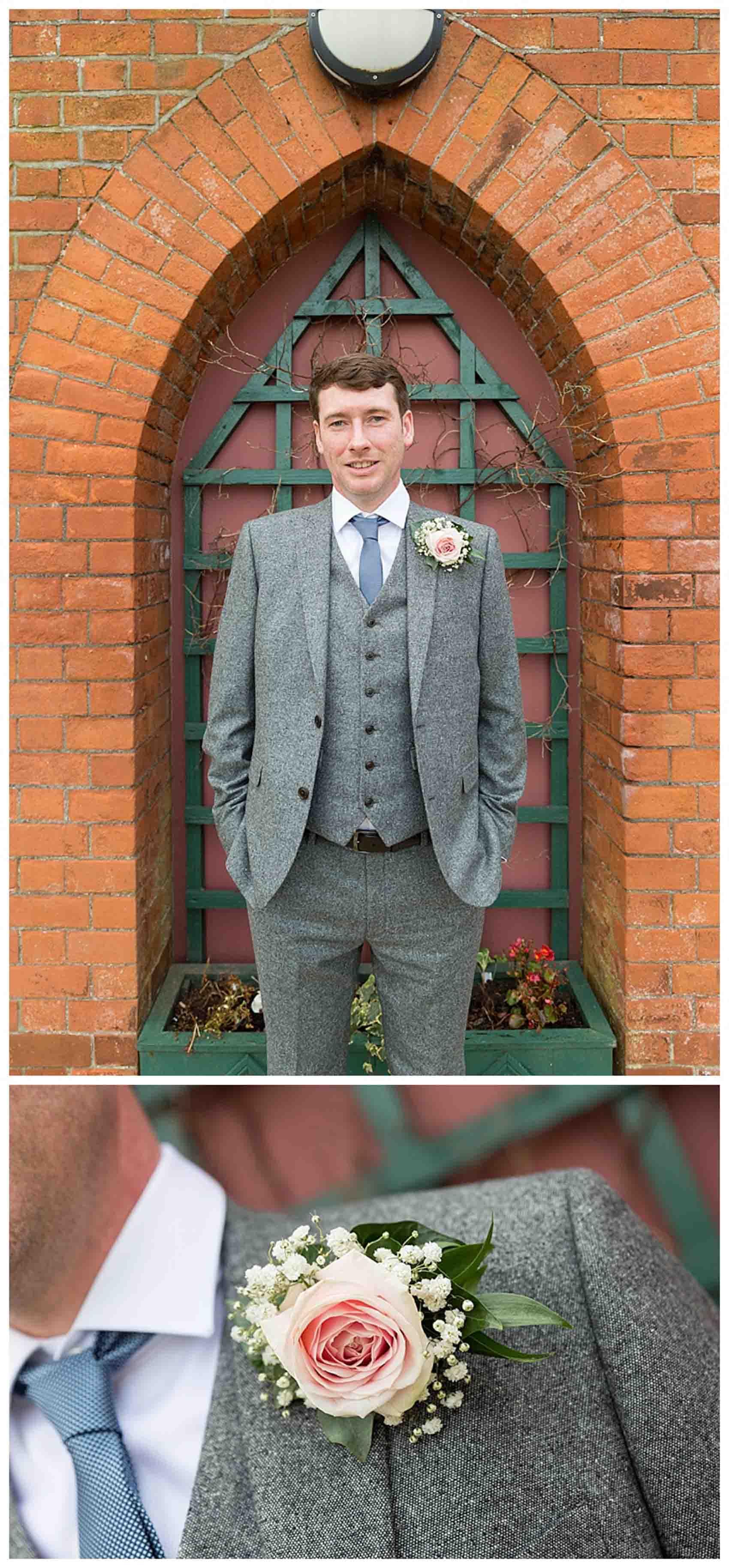 Larchfield Estate Wedding Photography by Ricky Parker Photography-20