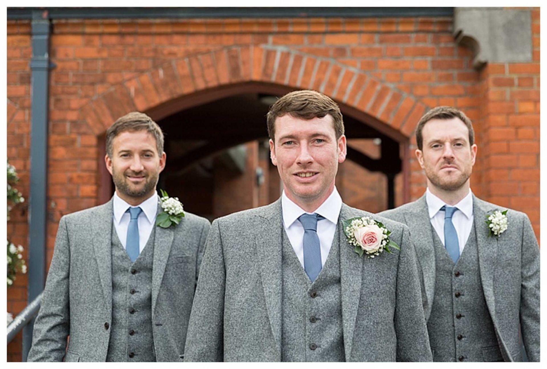 Larchfield Estate Wedding Photography by Ricky Parker Photography-21
