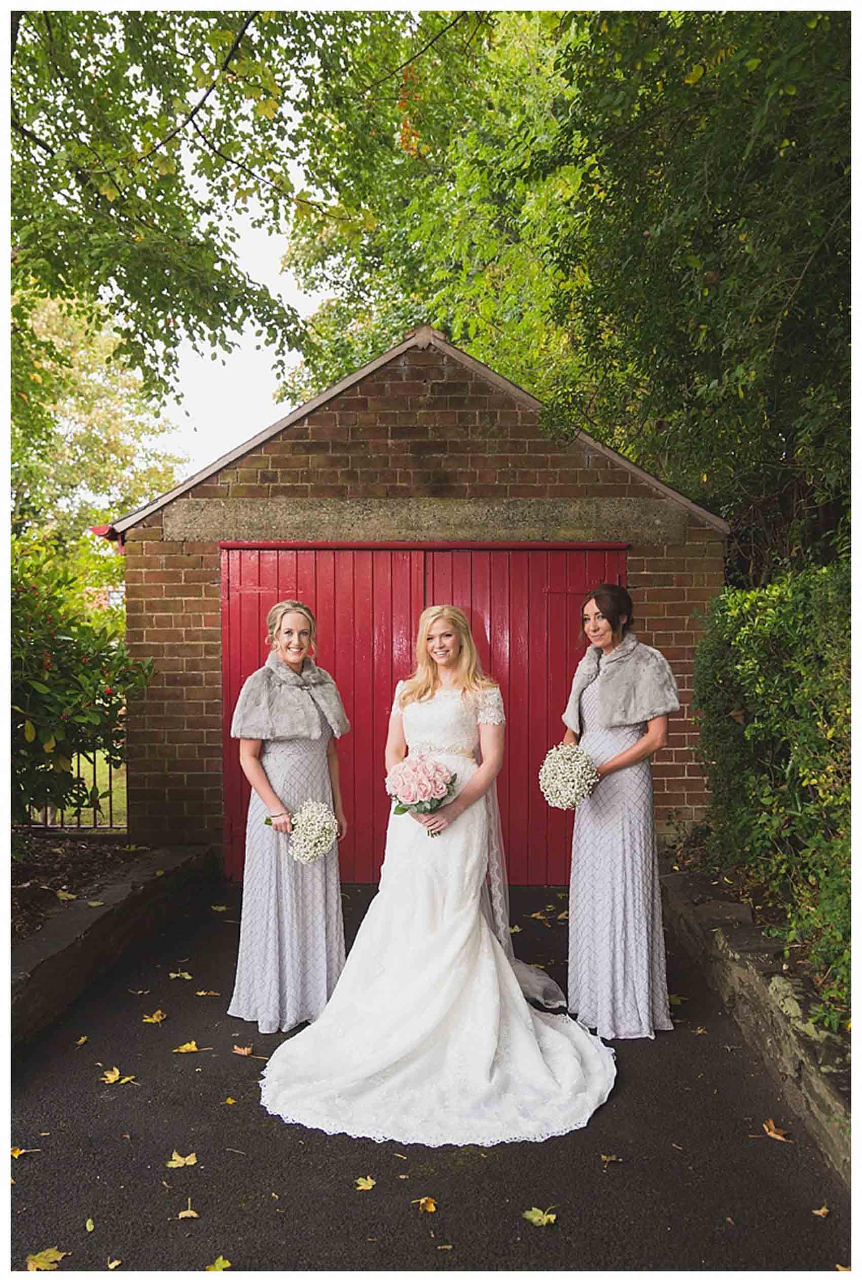 Larchfield Estate Wedding Photography by Ricky Parker Photography-25