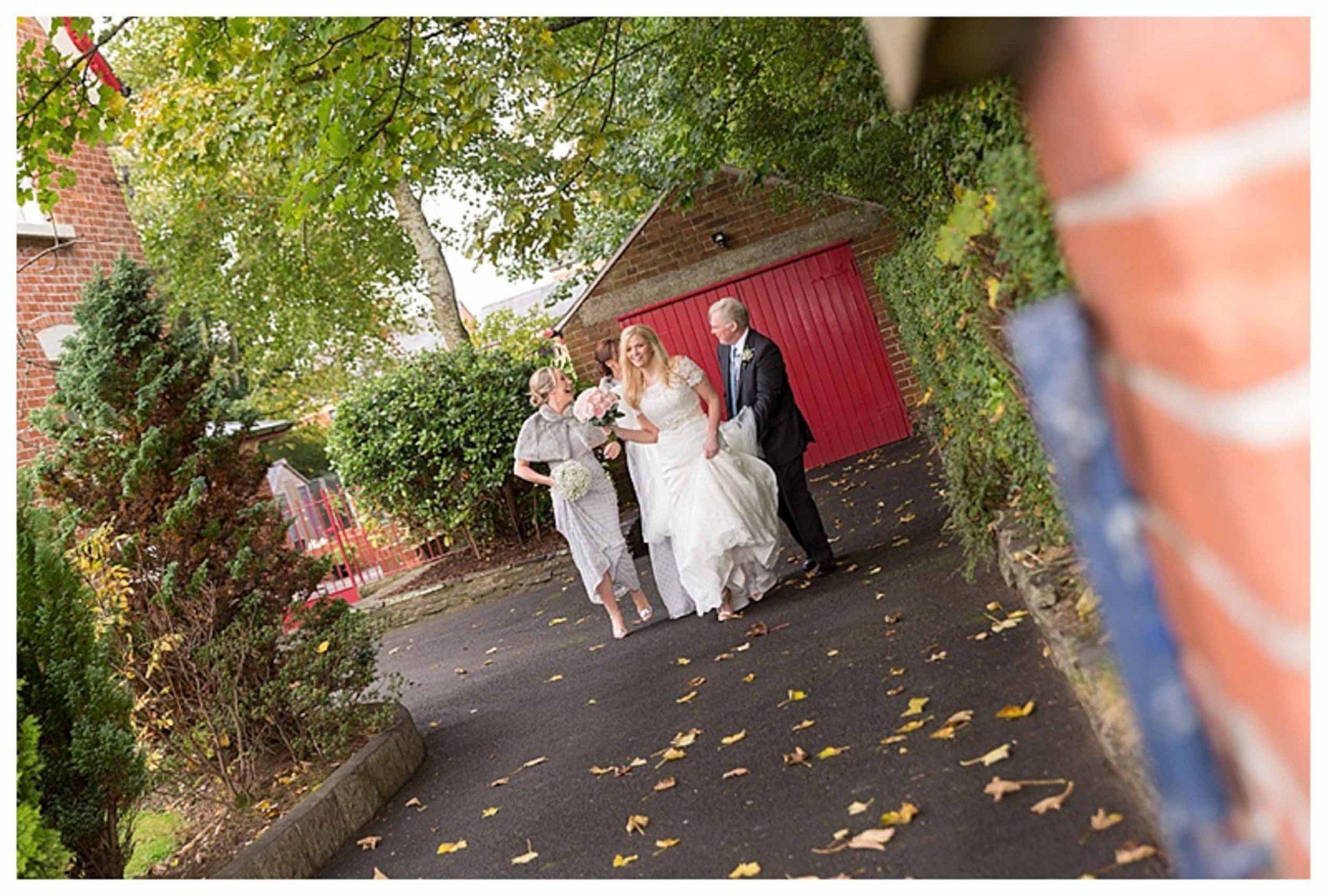 Larchfield Estate Wedding Photography by Ricky Parker Photography-26