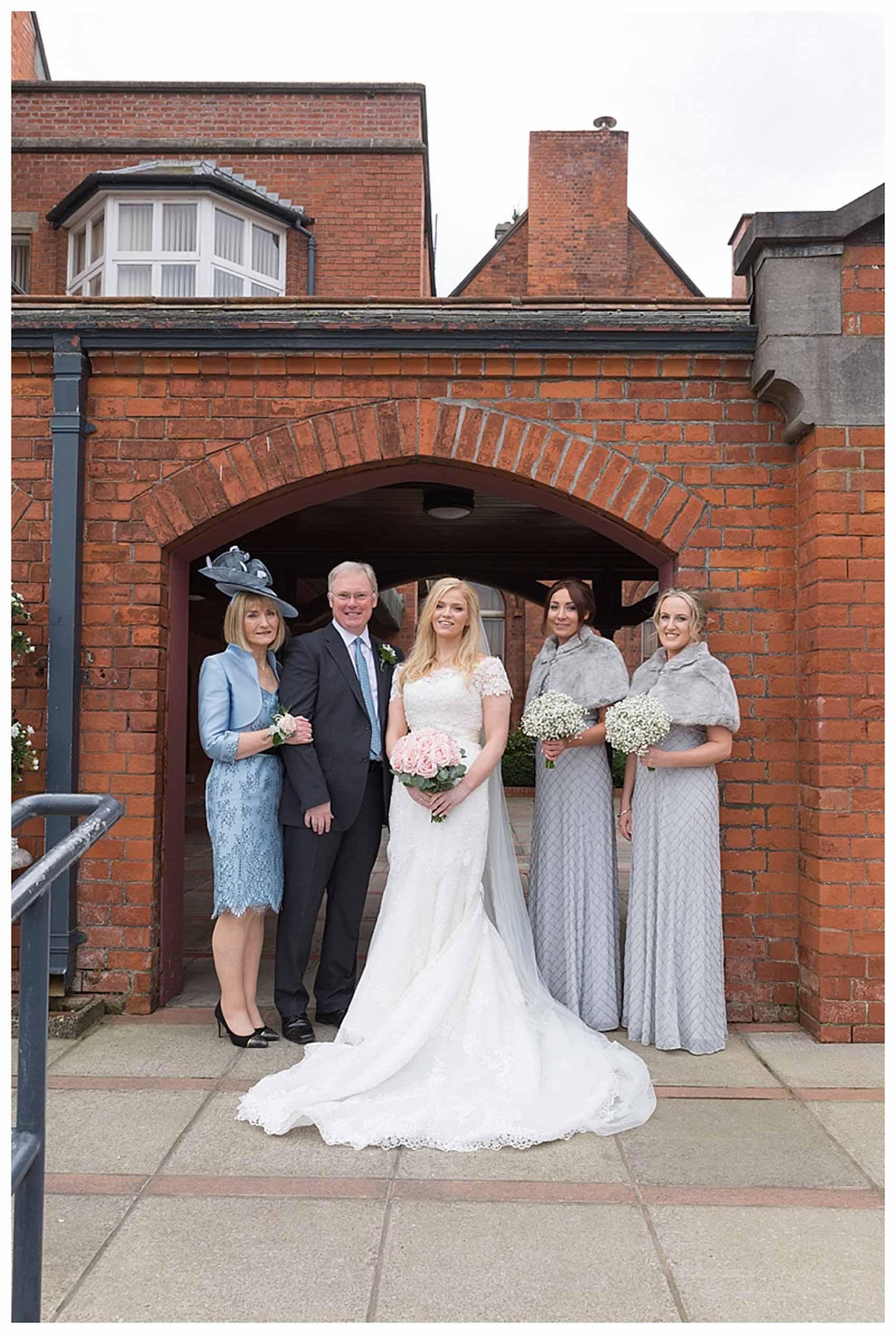 Larchfield Estate Wedding Photography by Ricky Parker Photography-27