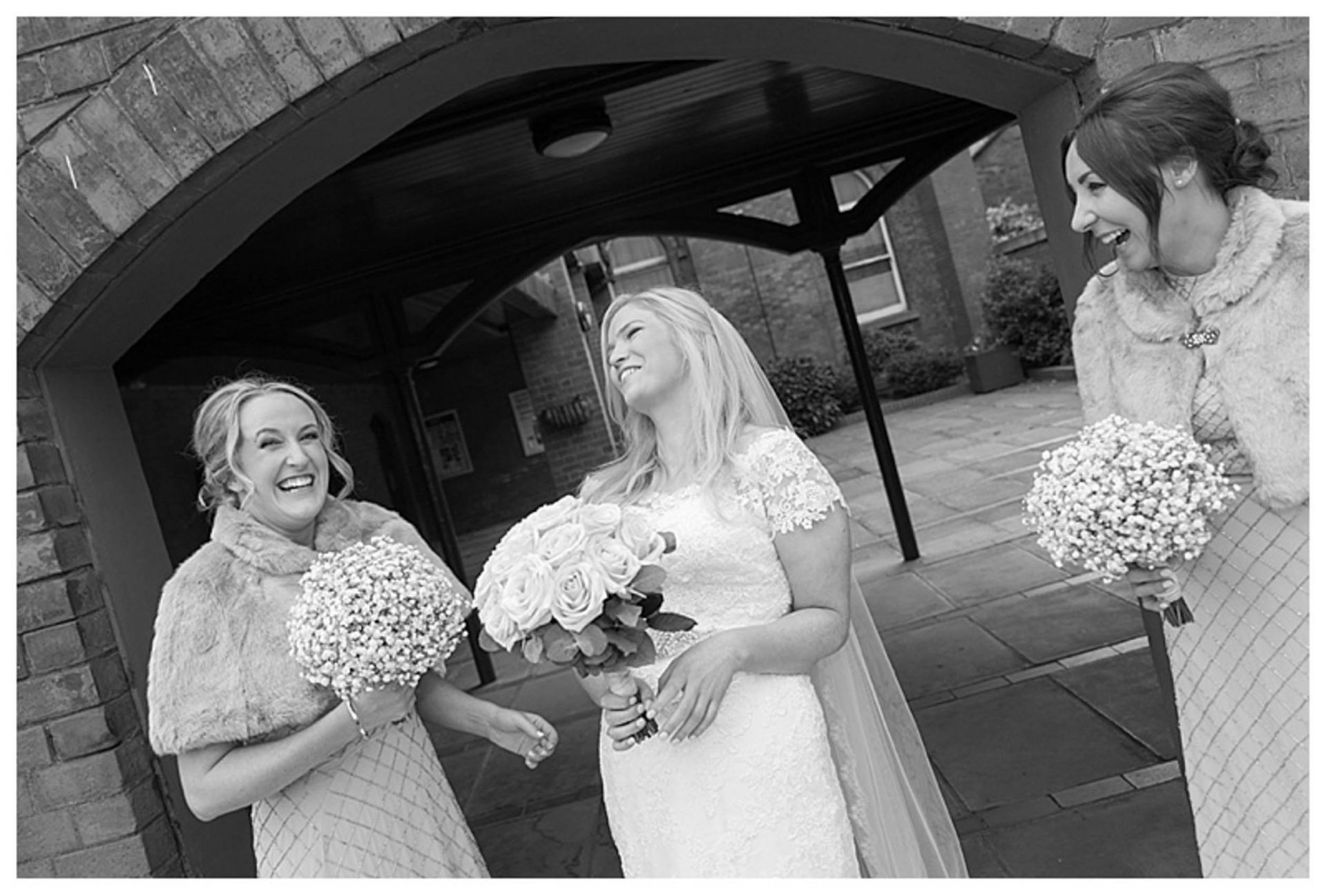 Larchfield Estate Wedding Photography by Ricky Parker Photography-28