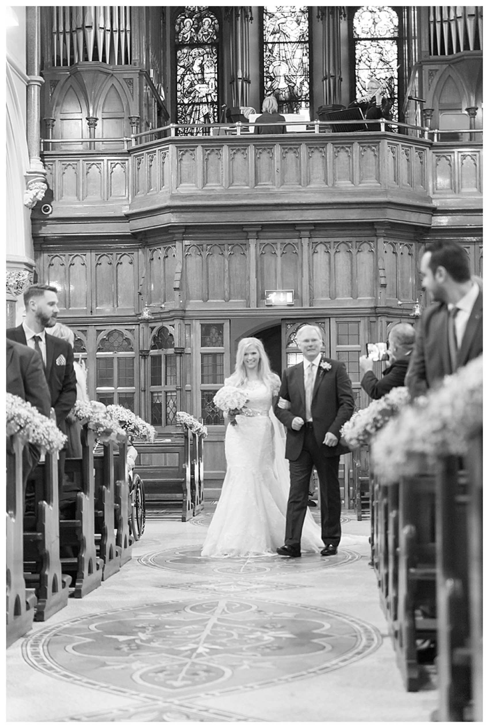 Larchfield Estate Wedding Photography by Ricky Parker Photography-31
