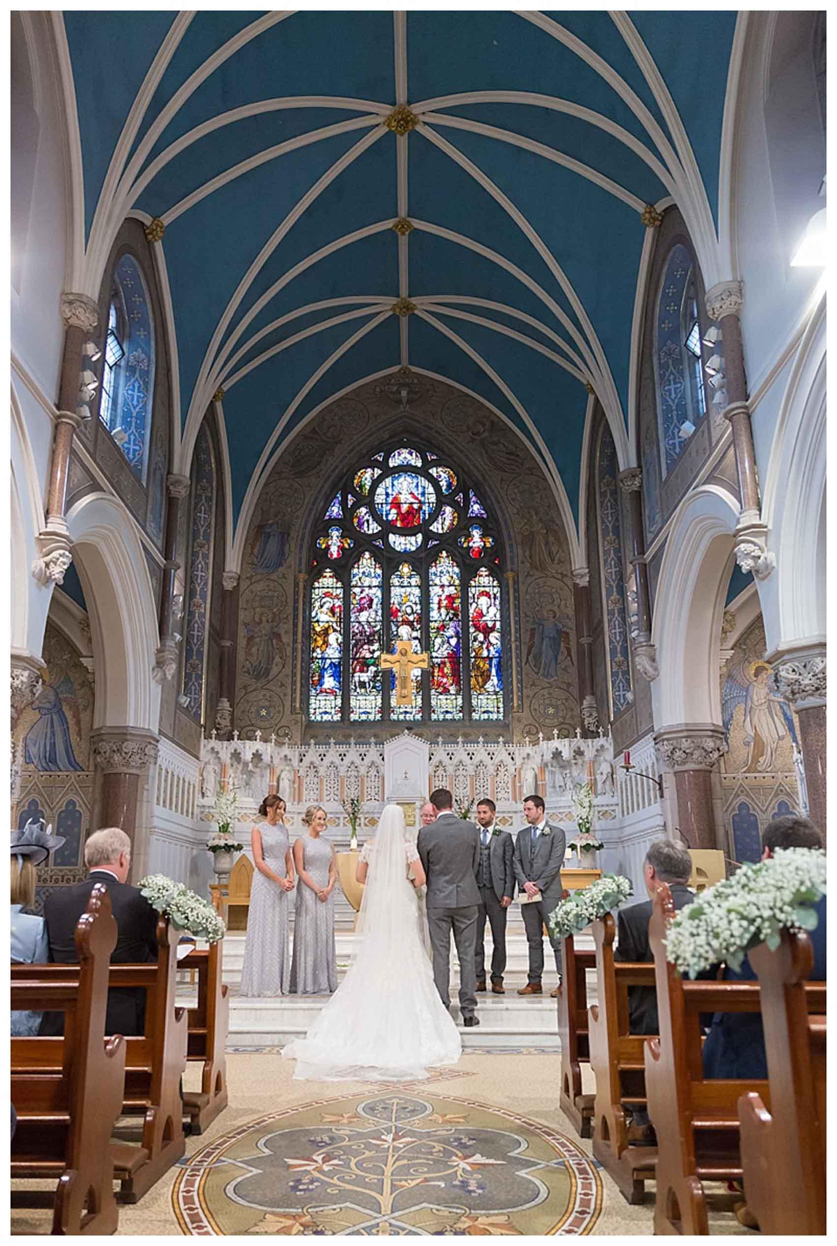 Larchfield Estate Wedding Photography by Ricky Parker Photography-34