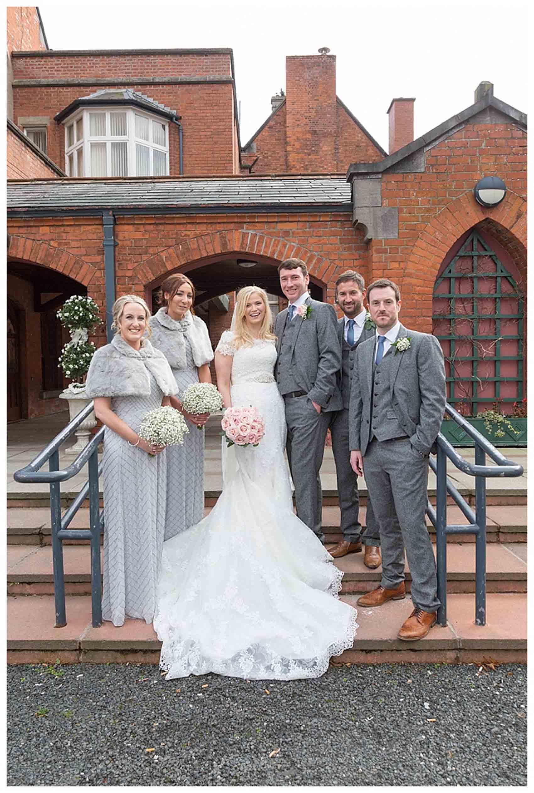 Larchfield Estate Wedding Photography by Ricky Parker Photography-42