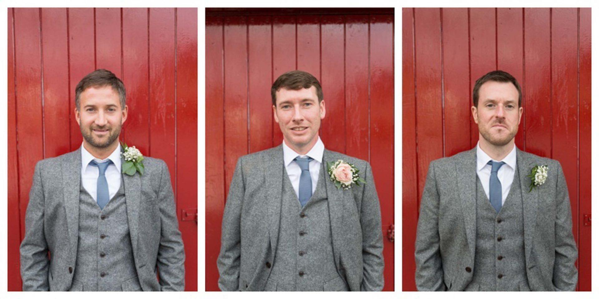Larchfield Estate Wedding Photography by Ricky Parker Photography-49