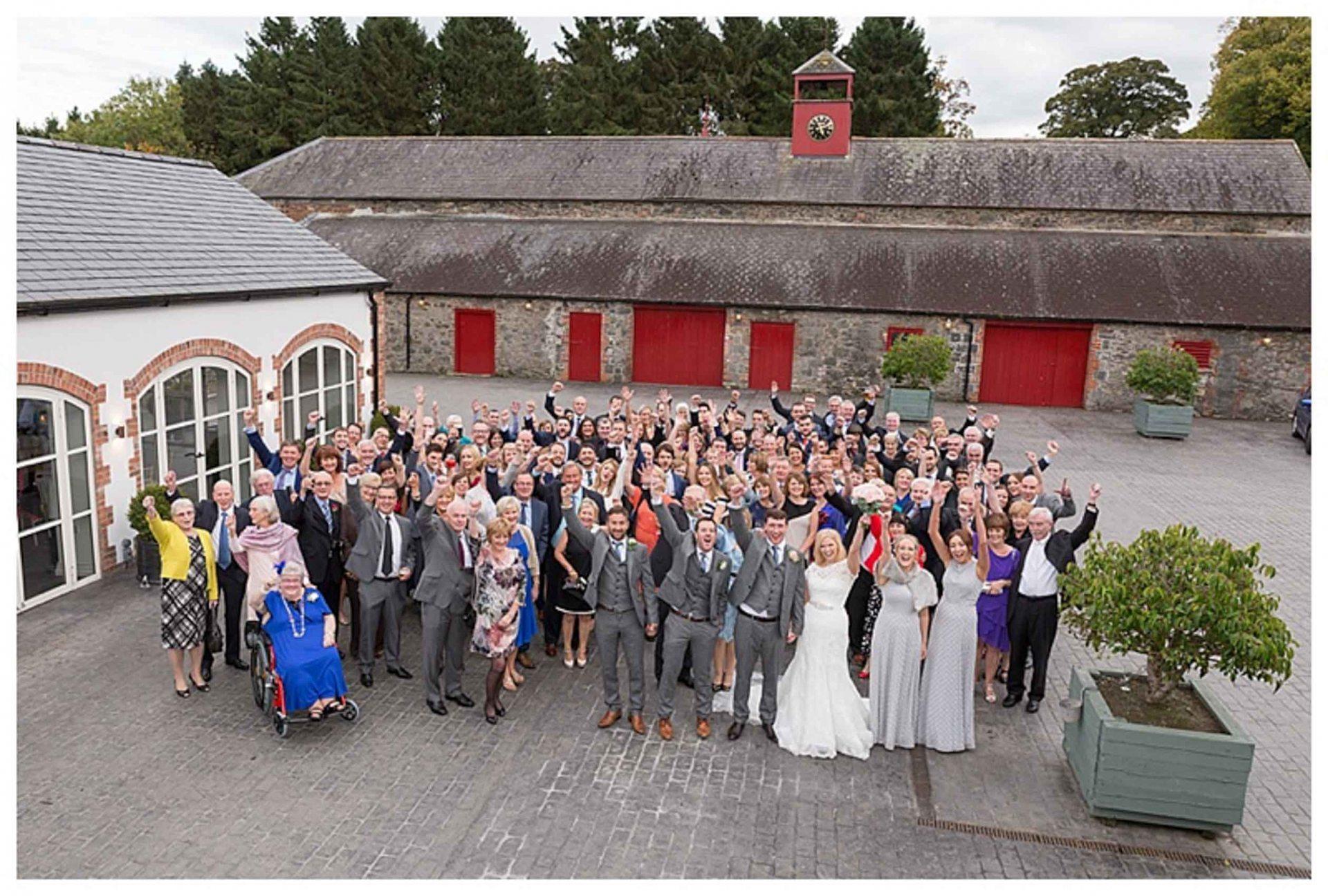 Larchfield Estate Wedding Photography by Ricky Parker Photography-61