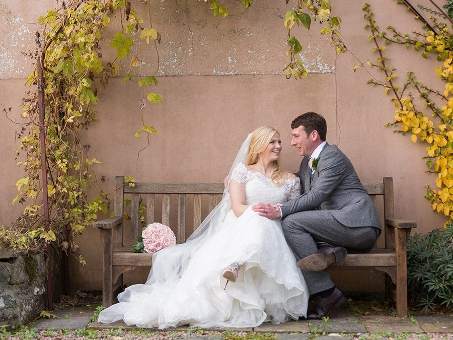 Larchfield Estate Wedding: Rachael & Paul