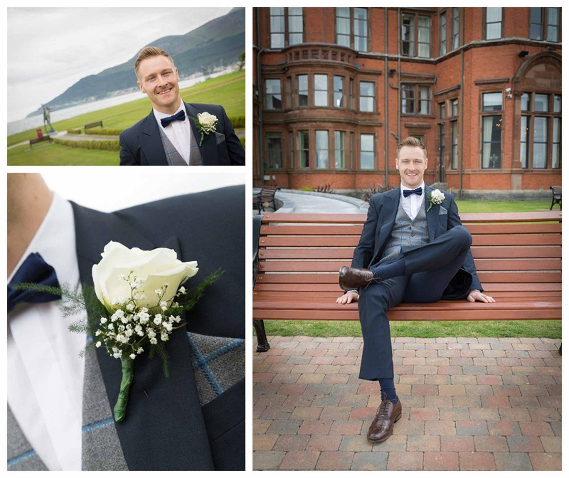 Slieve Donard Wedding Danielle & Glenn by Ricky Parker Photography-15