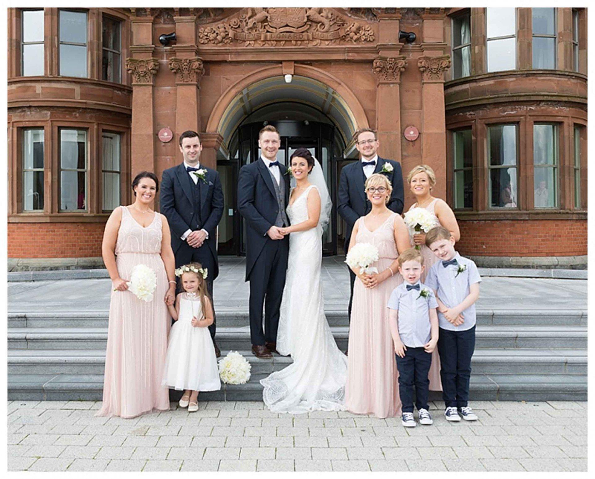 Slieve Donard Wedding Danielle & Glenn by Ricky Parker Photography-39