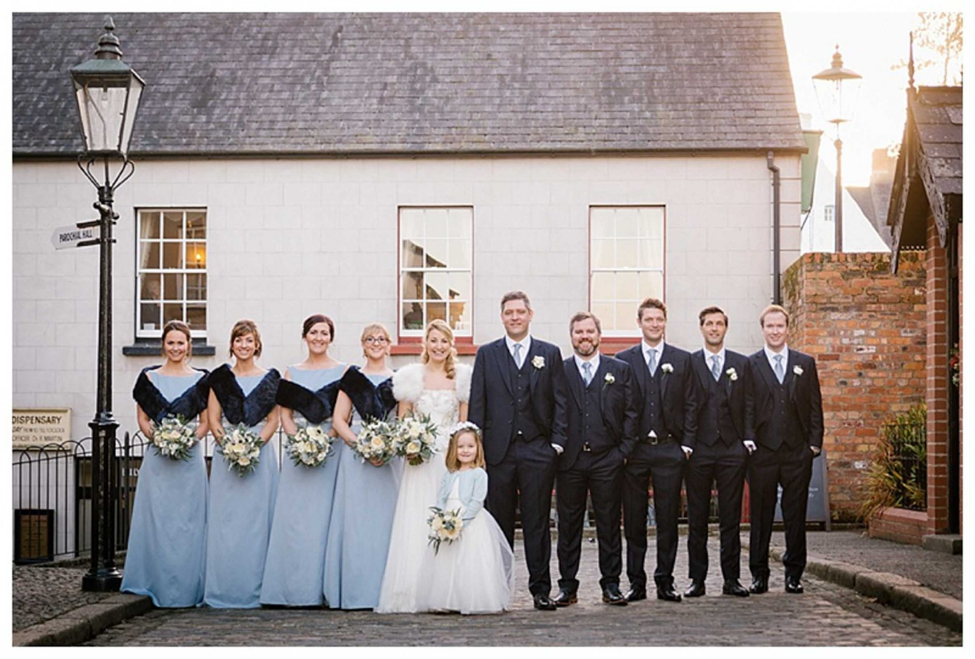 Cultra Manor Wedding by Ricky Parker Photography-33